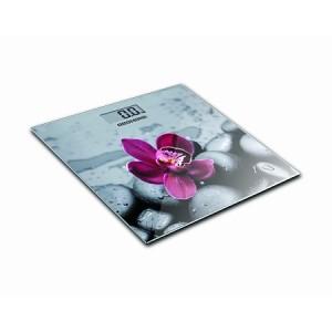 Весы напольные REDMOND RS-733, серый/орхидея