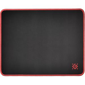 Коврик для мыши Defender Black M 360x270x3 мм, ткань+резина