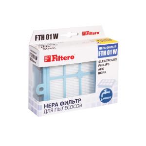 HEPA-фильтр FILTERO FTH 01 W (моющийся)