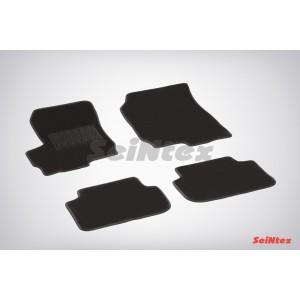 Ворсовые коврики LUX для Mitsubishi Colt VI 2004-2012
