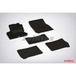 Ворсовые коврики LUX для Nissan Note 2005-2009