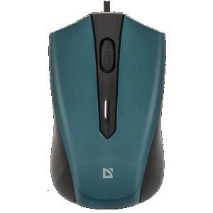 Мышь Defender Accura MM-950, зеленый