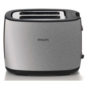 Тостер Philips HD 2658, серебристый