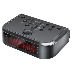 Радиобудильник HYUNDAI H-RCL120, черный