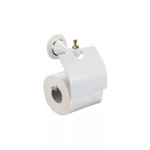 Держатель для туалетной бумаги ZOLLEN ESSEN baking ES89422, с крышкой