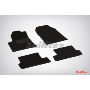 Ворсовые коврики LUX для Peugeot 407 2004-2010
