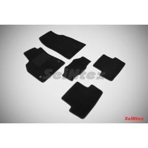 Ворсовые коврики LUX для Renault Fluence 2010-н.в.