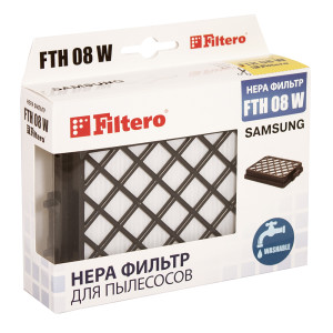HEPA-фильтр FILTERO FTH 08 W (моющийся)